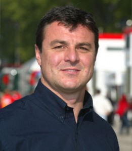 Mark Blundell wants to try and secure a slot in the V8 Supercars Gold Coast race next year
