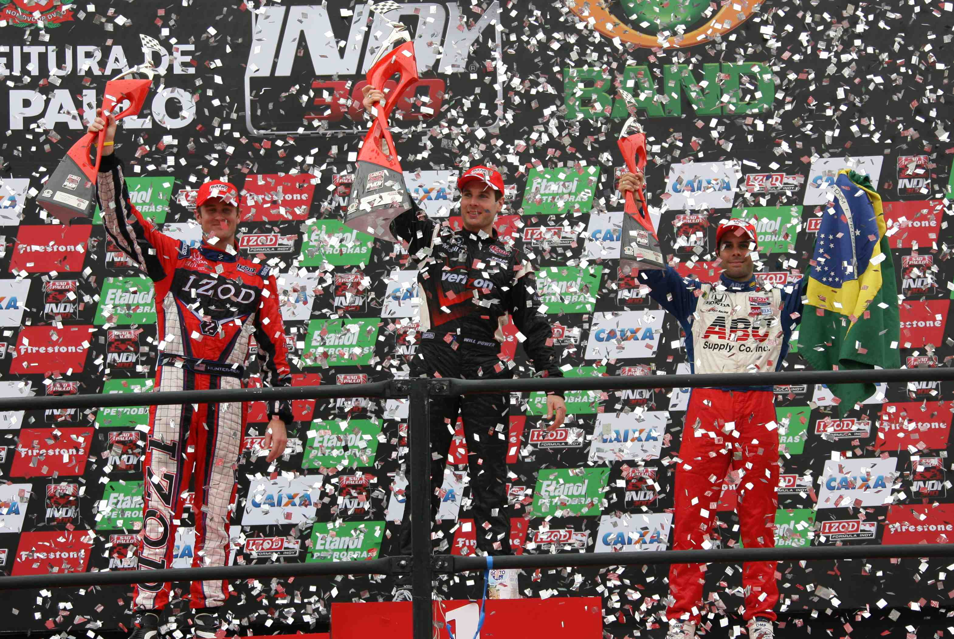 IndyCar announces separate road/oval titles