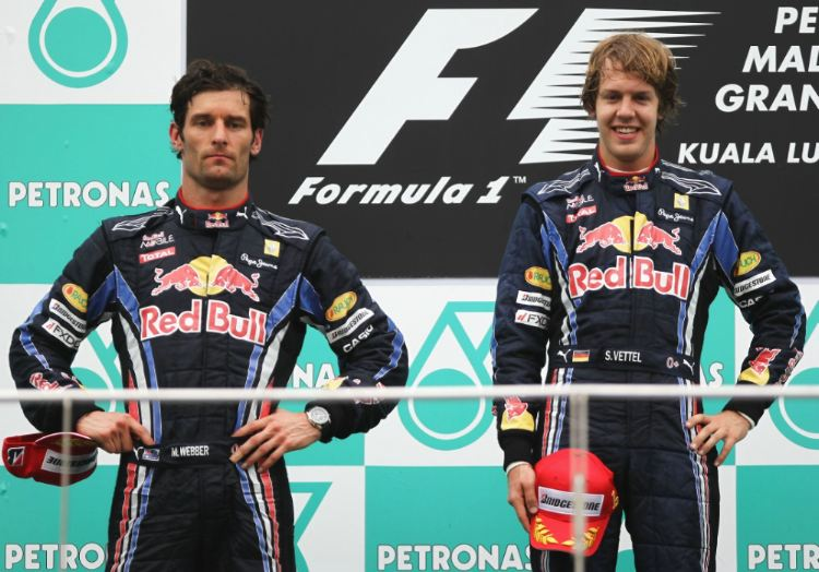 Webber: I lost the race in opening 500 metres