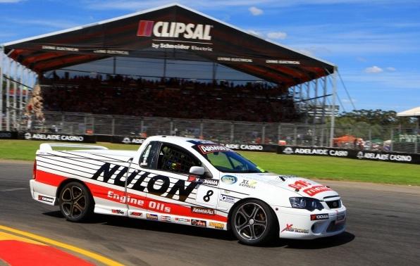 Sieders picks up sponsor, commits to V8 Utes
