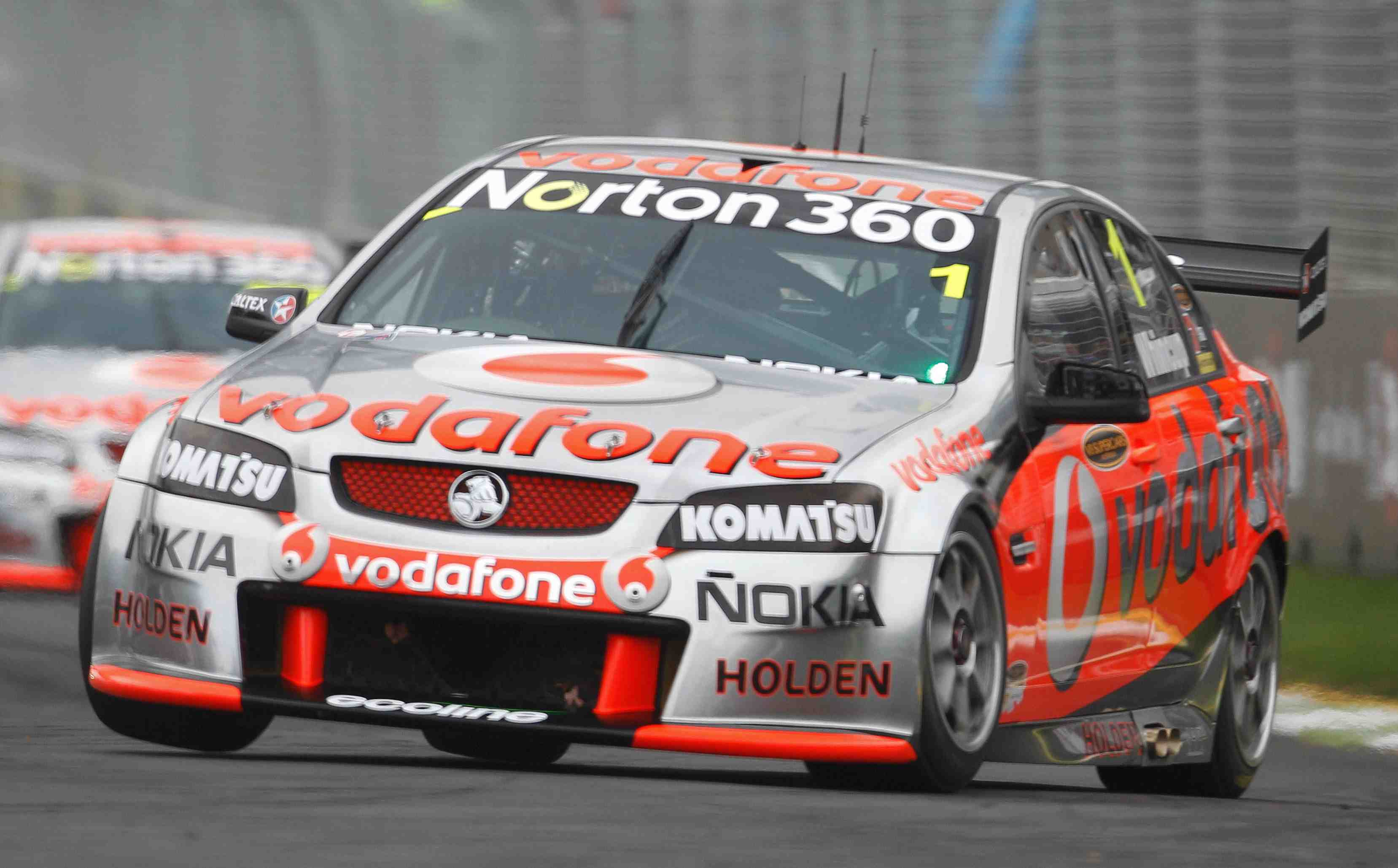 Whincup: The best V8 I've ever driven