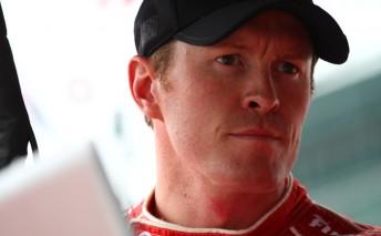 Scott Dixon at Indy