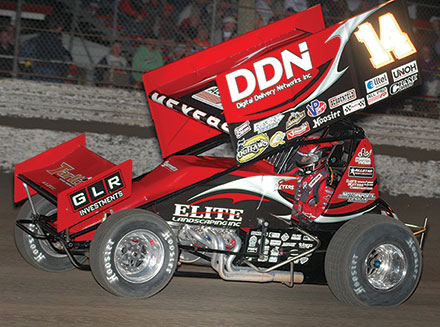 Meyers wins at I-96 for second straight year