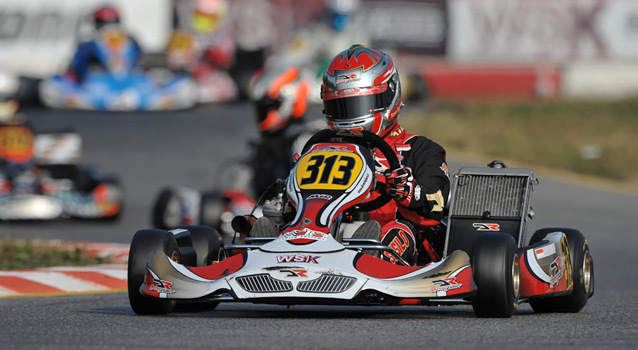 Danielo Rossi's DR Kart launches into Australia
