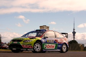 Latvala quickest in Rally NZ shakedown