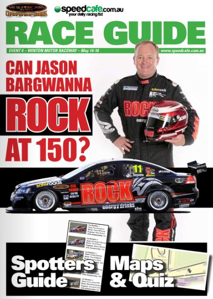 V8 and F1 Race Guides available now