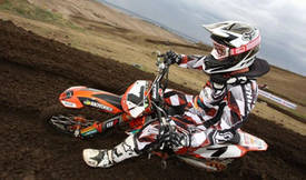 Fatality in Motocross Nationals at Broadford