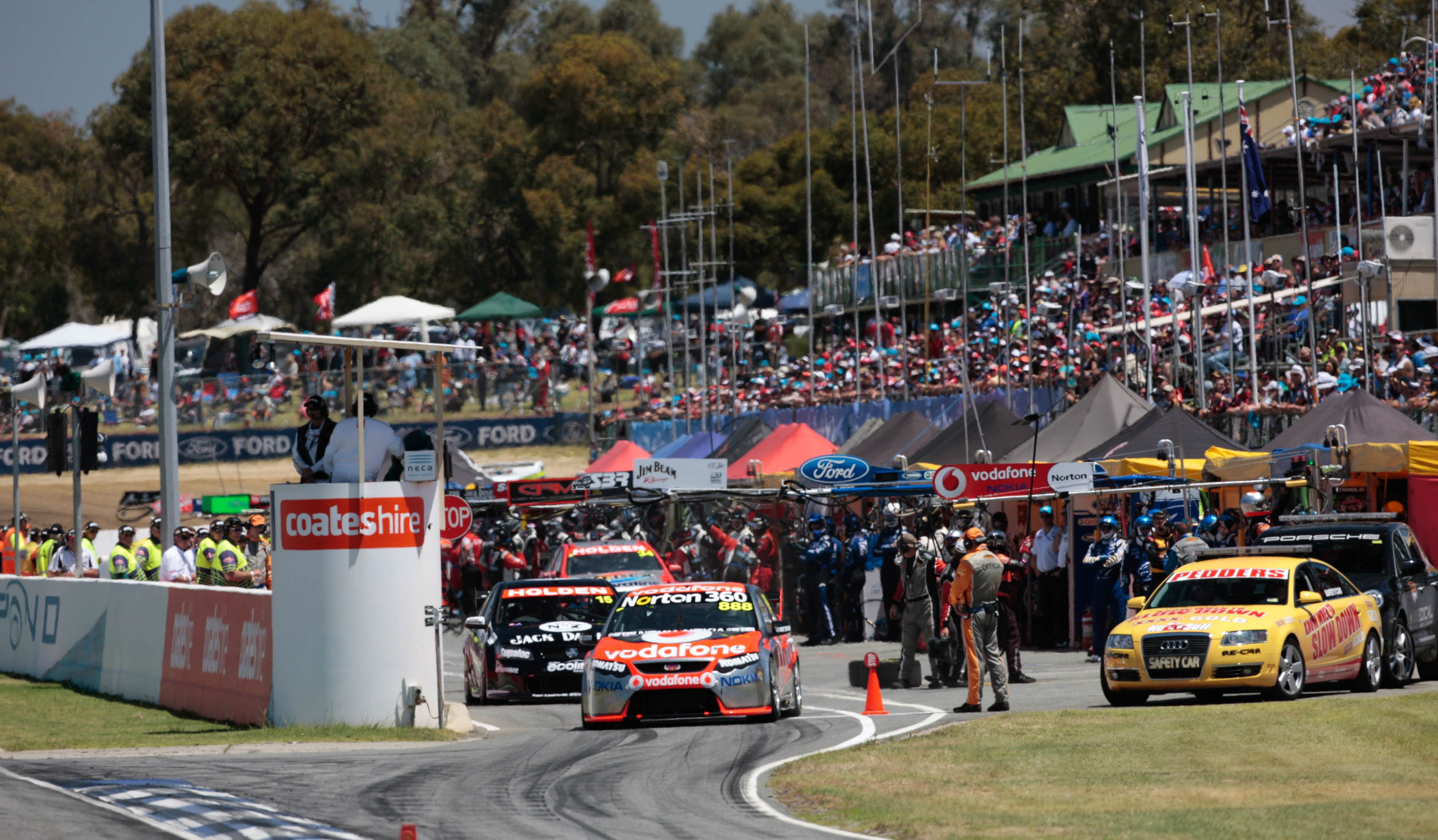 Chance of V8s in WA next year grow strong
