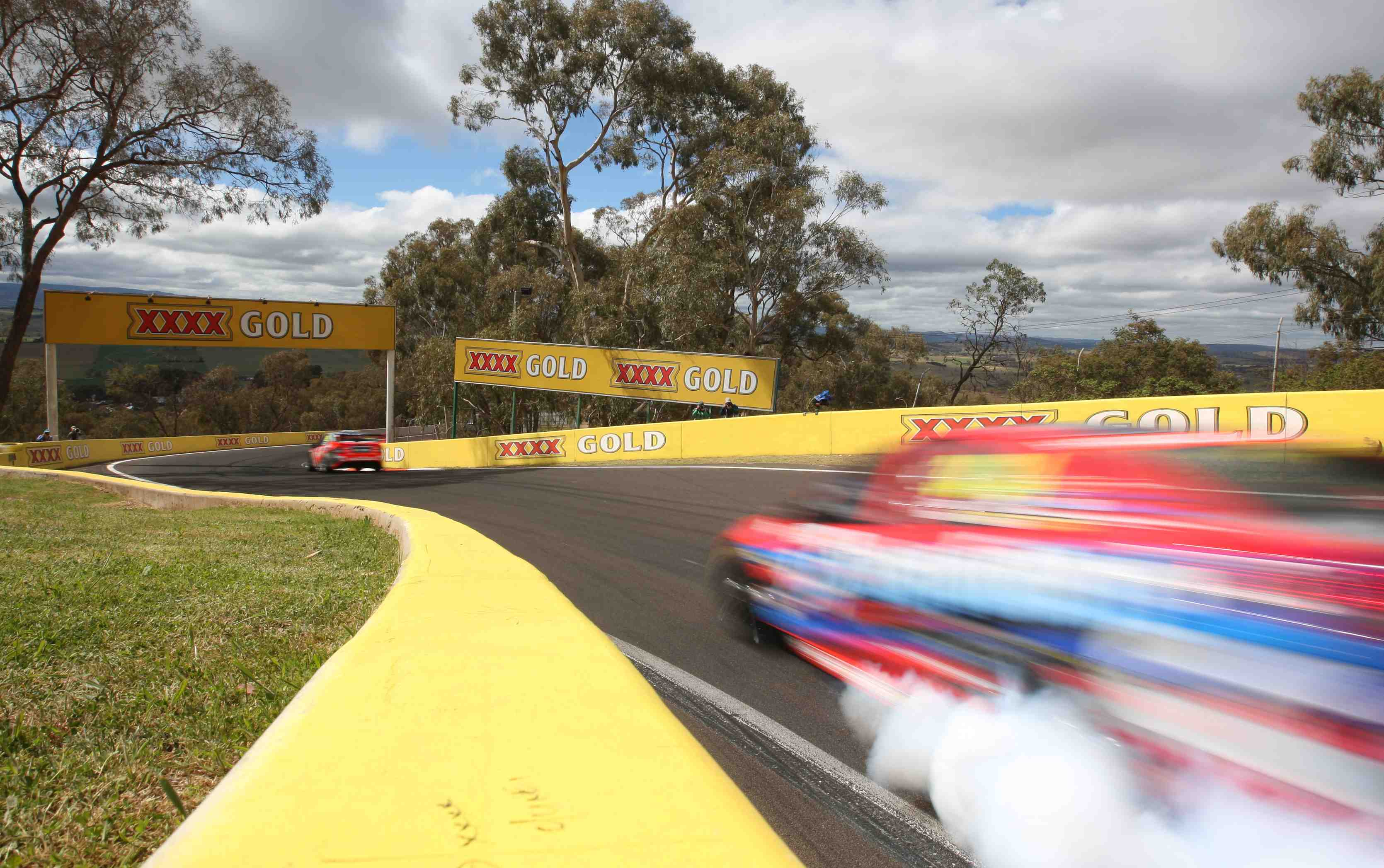 Bathurst 1000 coverage could be in 3D