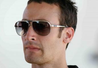 Dean Fiore at Queensland Raceway last weekend