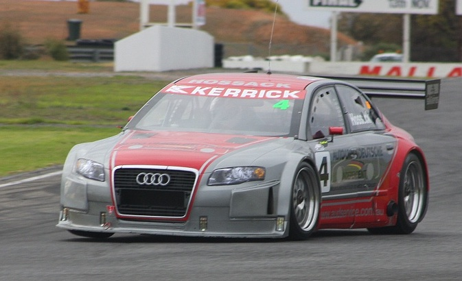 Hossack lays down the gauntlet at Mallala