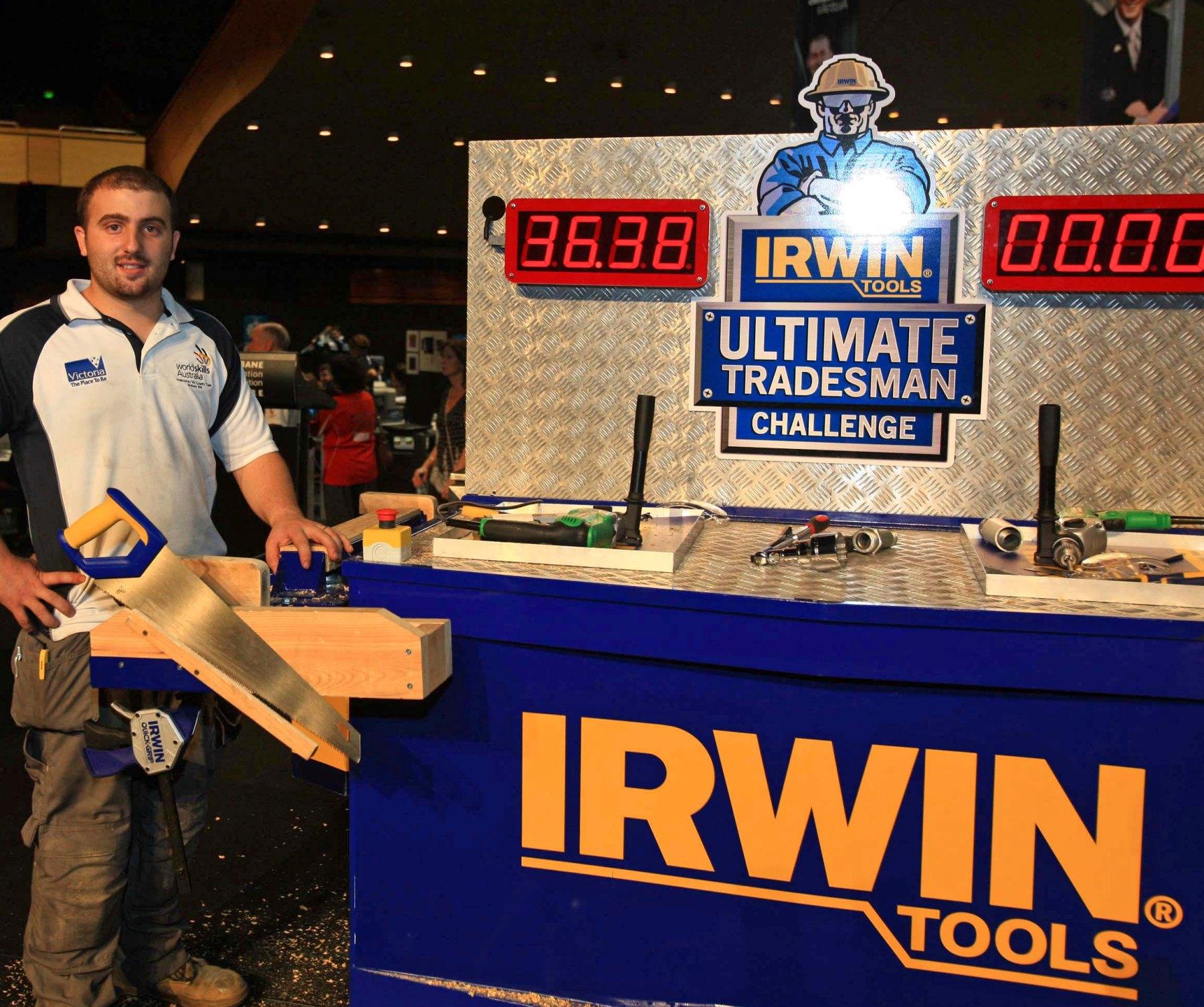 Second IRWIN Ultimate Tradesman found