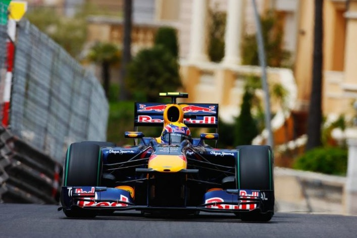 Mark Webber dominates Monaco Grand Prix