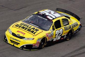 Villenueve will drive the #32 Dollar General Camry for Braun Racing