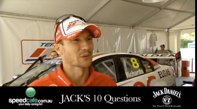 Jack's 10 Questions with Jason Richards