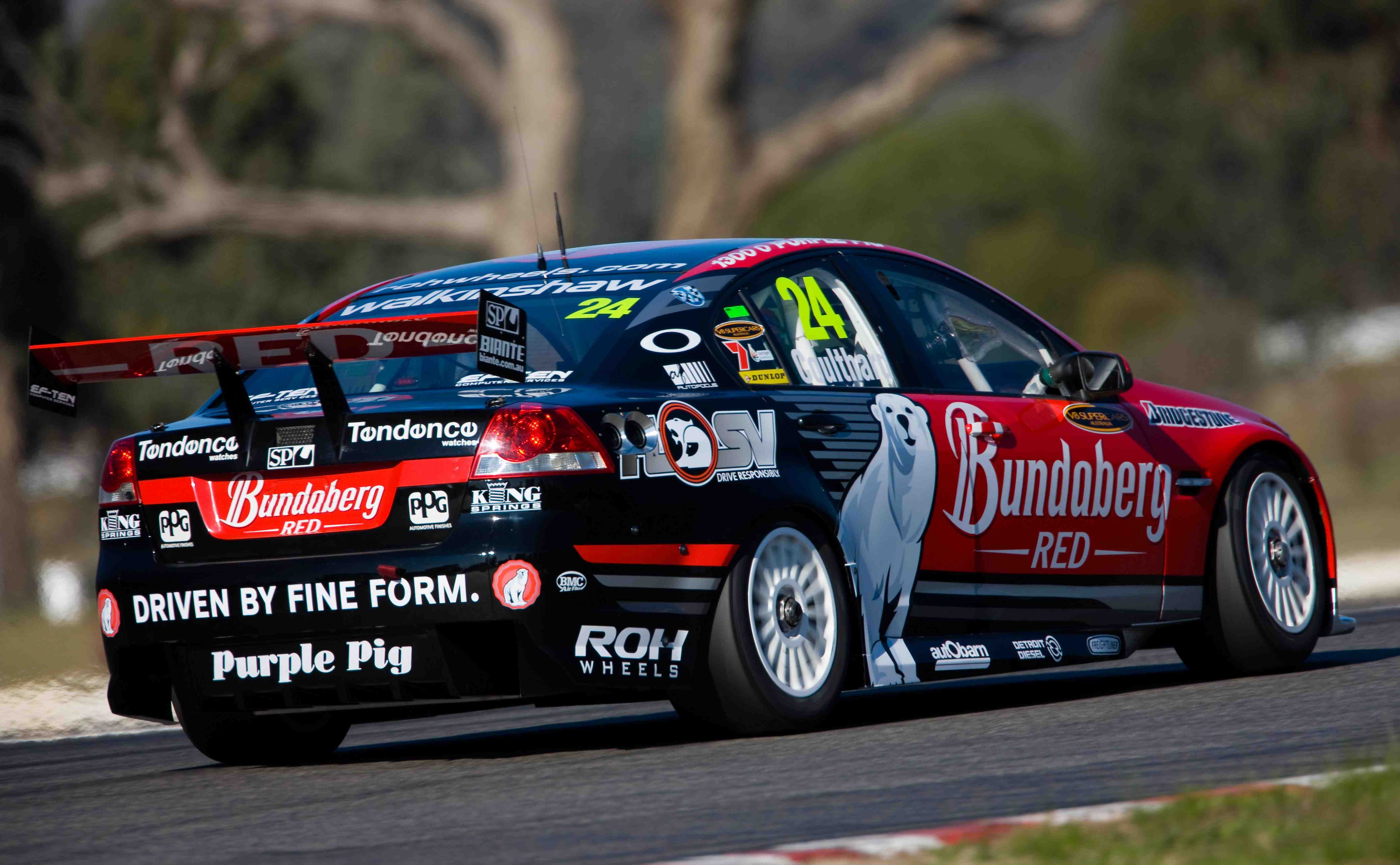 New car not final solution for Coulthard