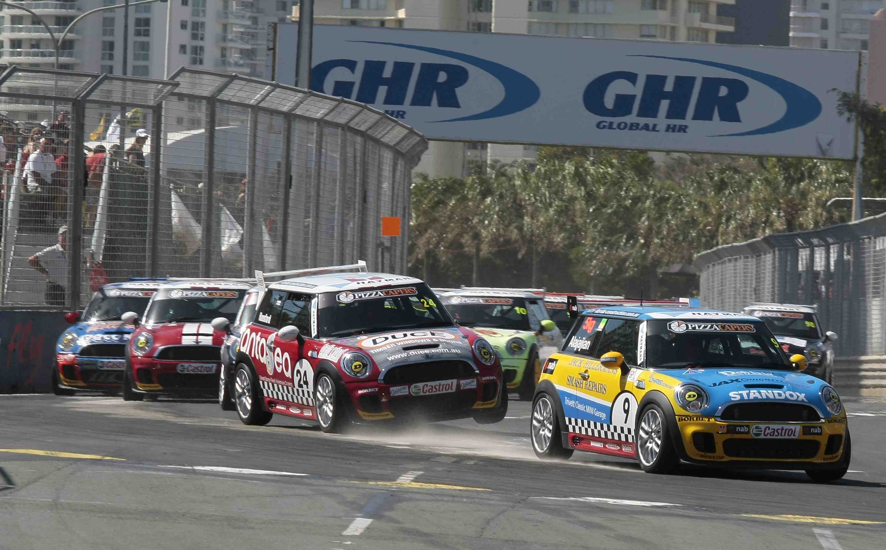 MINIs confirmed as GC600 support class