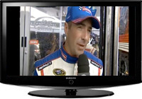 Marcos Ambrose talks about driving Jeff Gordon's Chevy