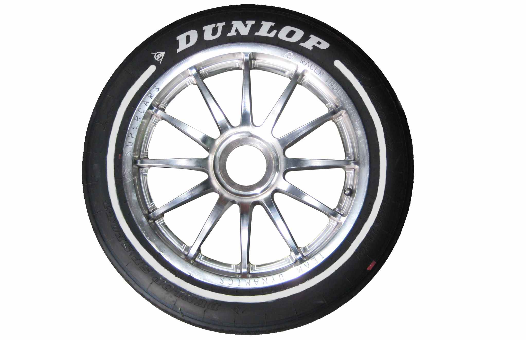 Colour bands return to Dunlop Sprint tyres