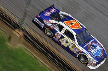 Ambrose drives the #47 JTG Daugherty Racing Camry