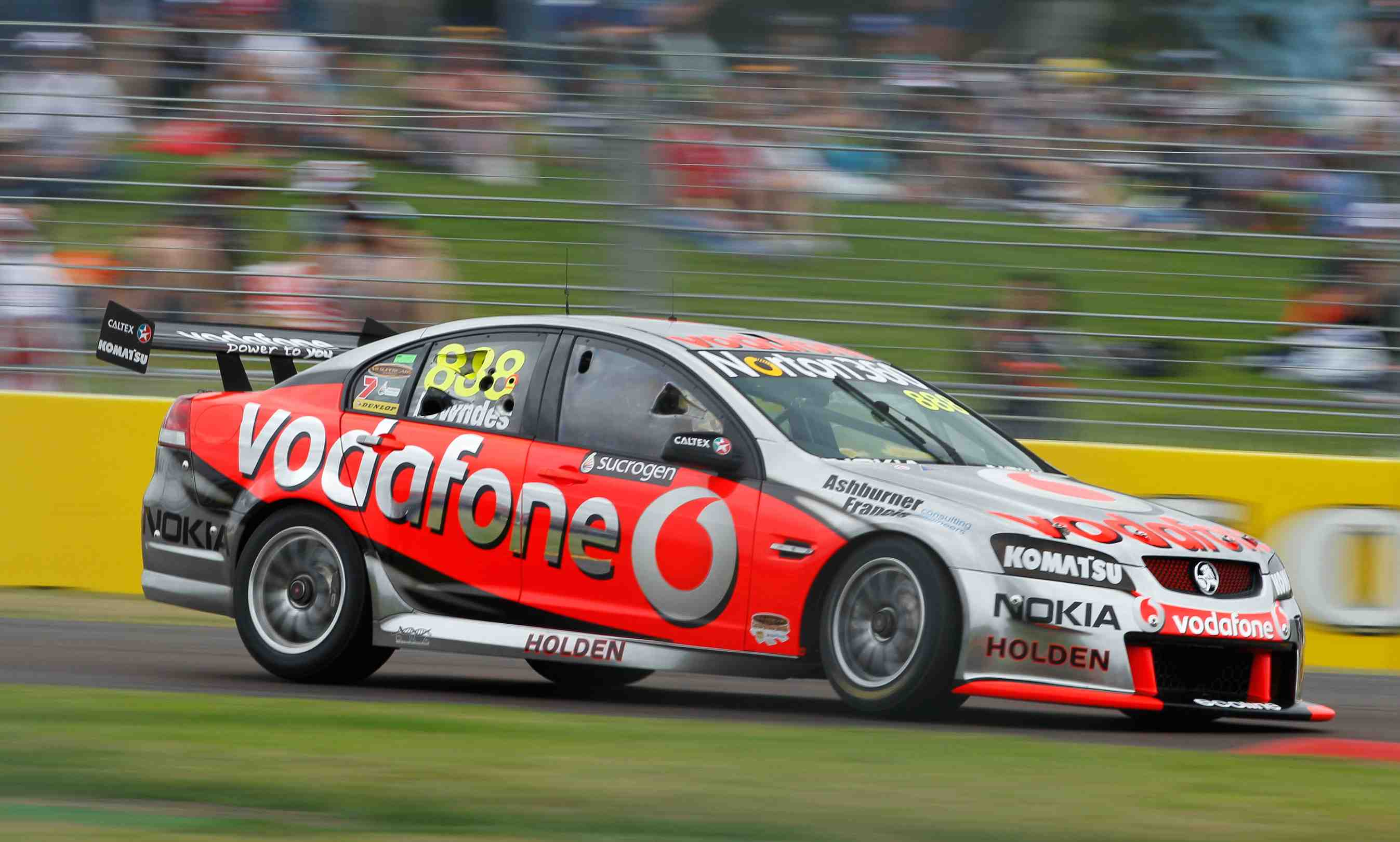 Lowndes tops provisional qualifying