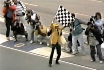 Adelaide motor racing legend Glen Dix