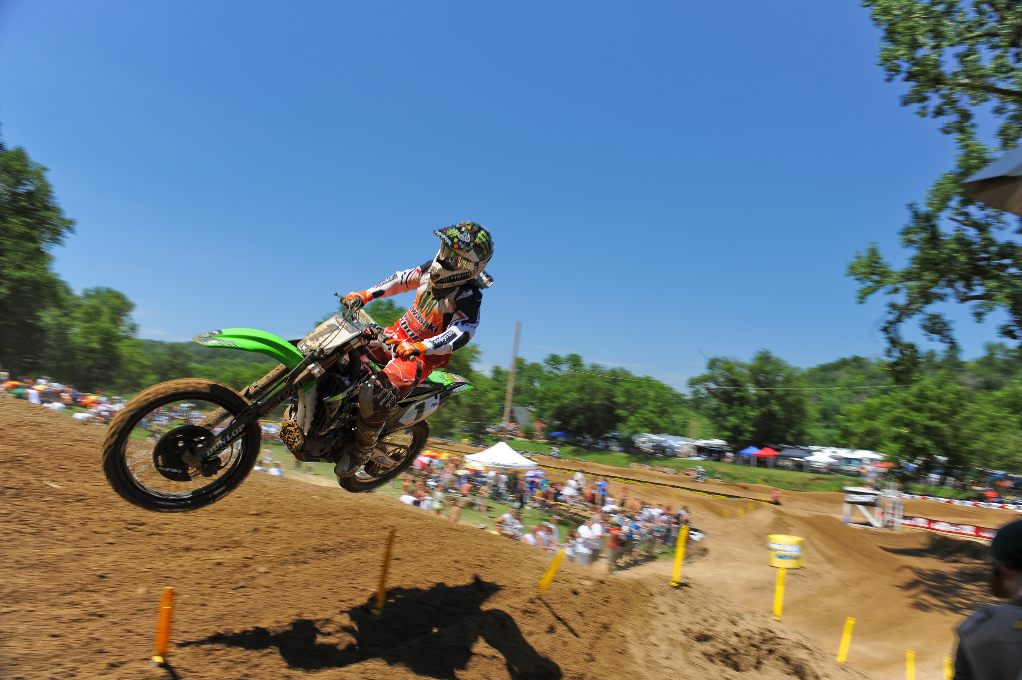 Virus derails Chad Reed's 2010 racing campaign