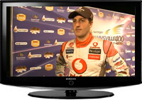 Jamie Whincup looks forward to Sunday in Townsville