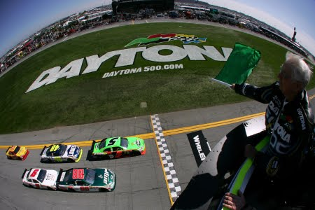 2011 NASCAR Schedule announced