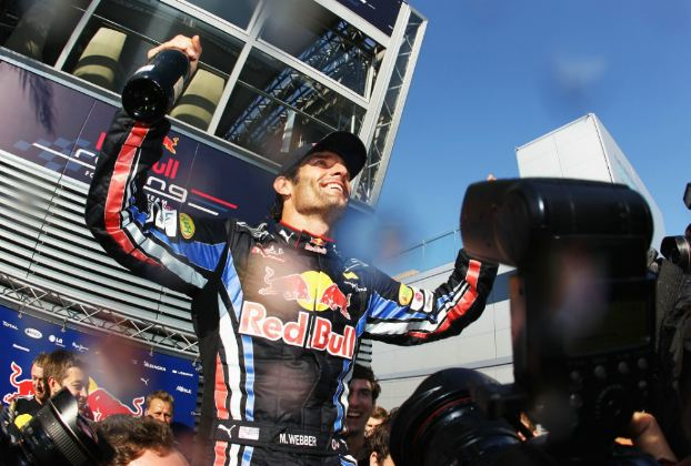 Webber not thinking about championship