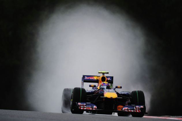 Webber: Weather will play critical part at Spa