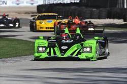Brabham hangs on to ALMS Podium