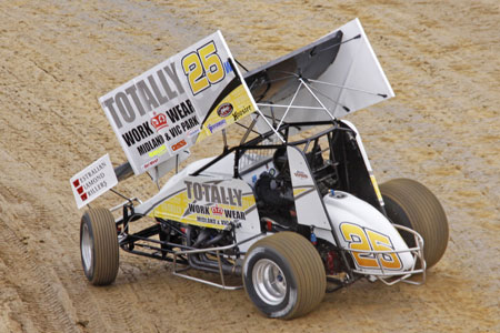 World Series Sprintcars gets extra SPEED