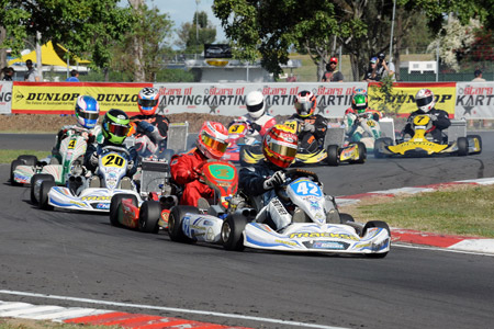 Five rounds for Stars of Karting Series in 2011