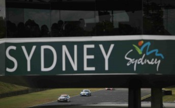 Eastern Creek Raceway last hosted a V8 Supercars meeting in 2008