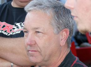 Sammy Swindell won the opening night of the Gold Cup Race of Champions
