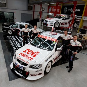 The Toll Holden Racing Team's special Bathurst livery