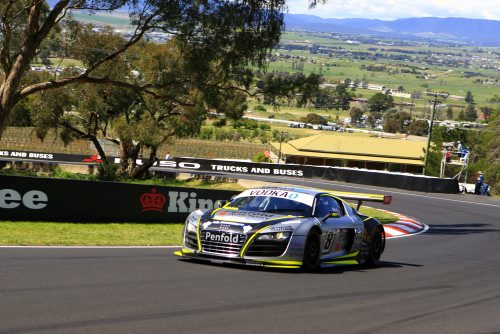 Change for Australian GT management