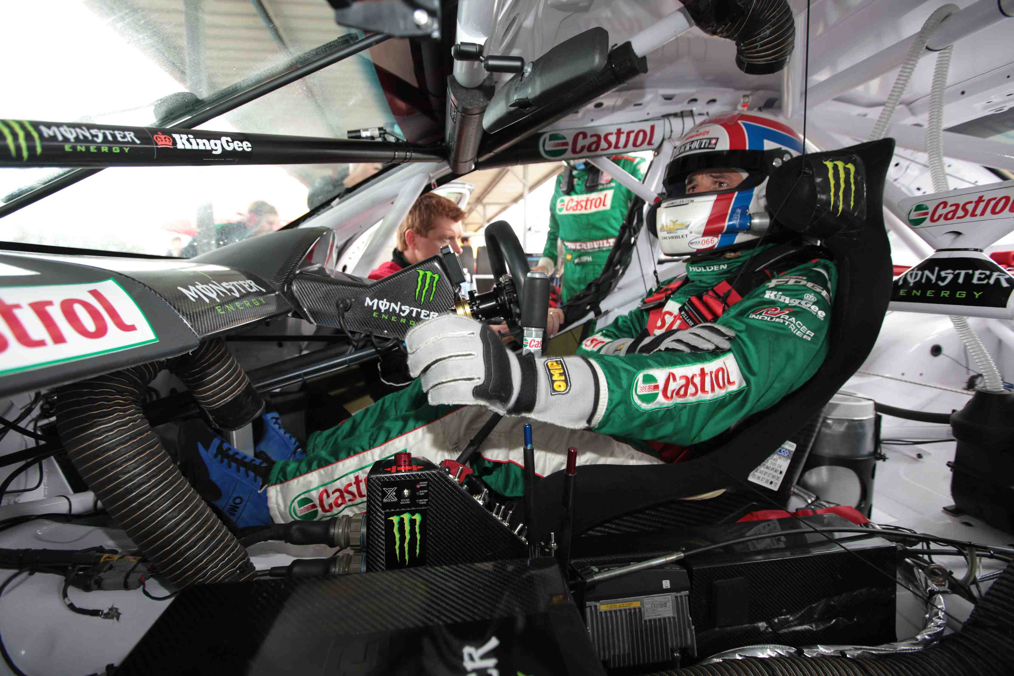 Muller: Now I can really enjoy V8 Supercars