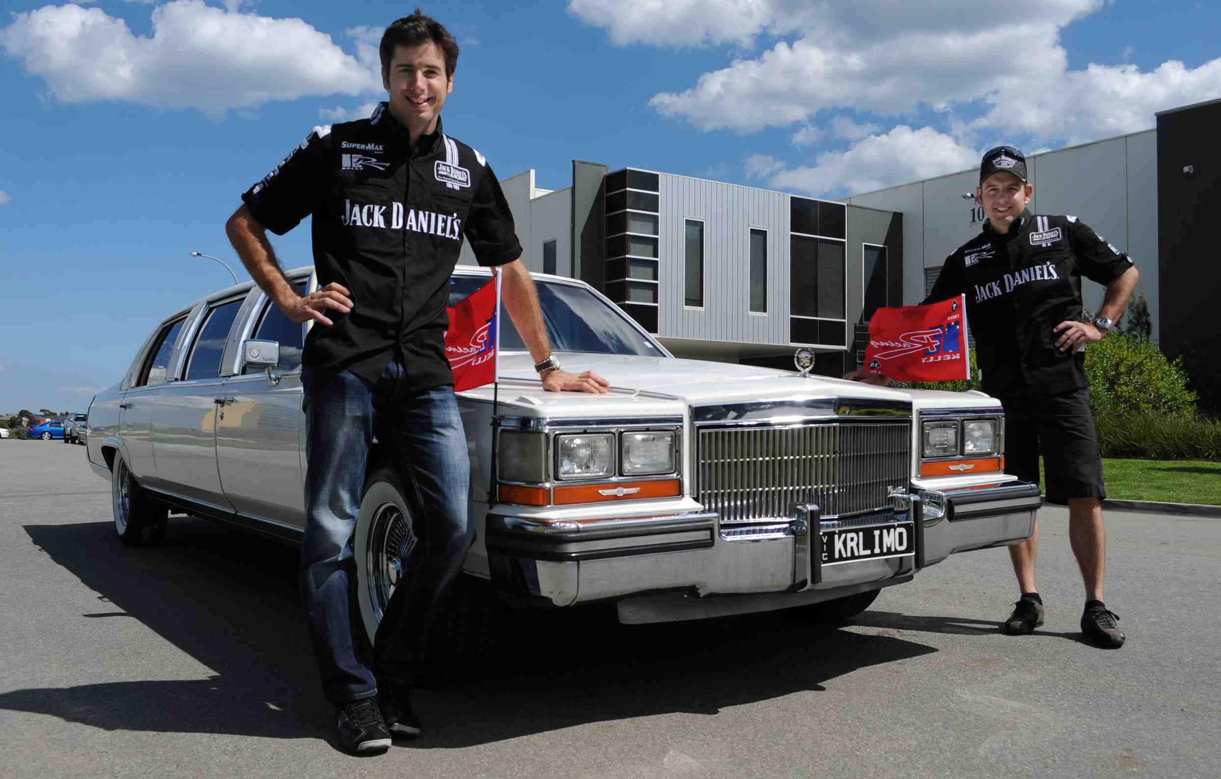 Kellys travel in style to Mount Panorama
