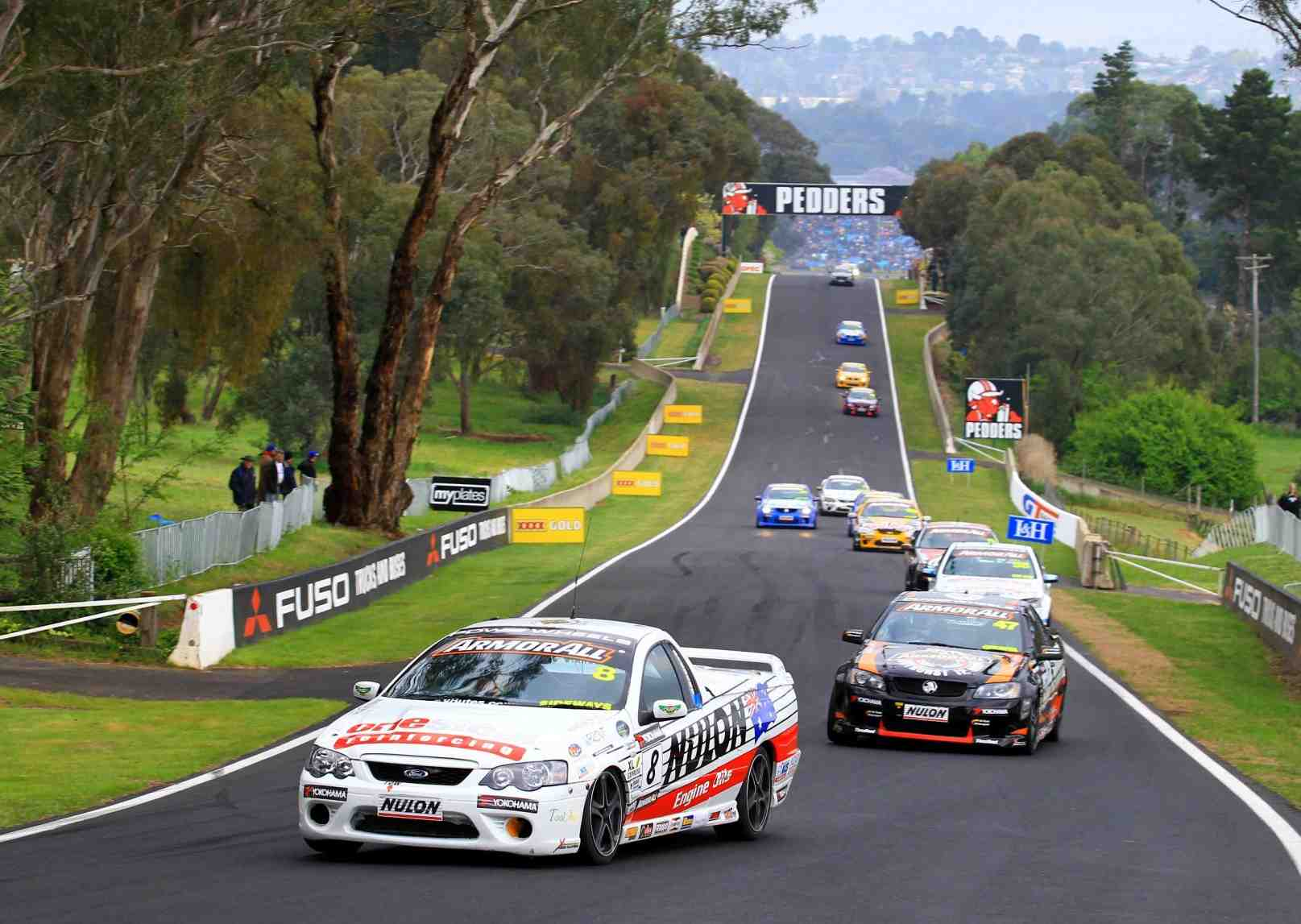 Elsegood disqualification opens up V8 Ute title