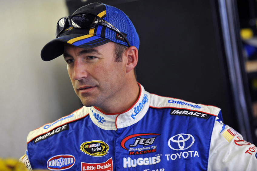 Parrott to be Ambrose crew chief in 2011