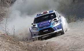 Nasser Al-Attiyah wins Cyprus Rally