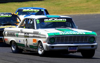Richards can smell Touring Car Masters win