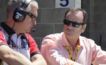 Adrian Burgess and Alan Gow