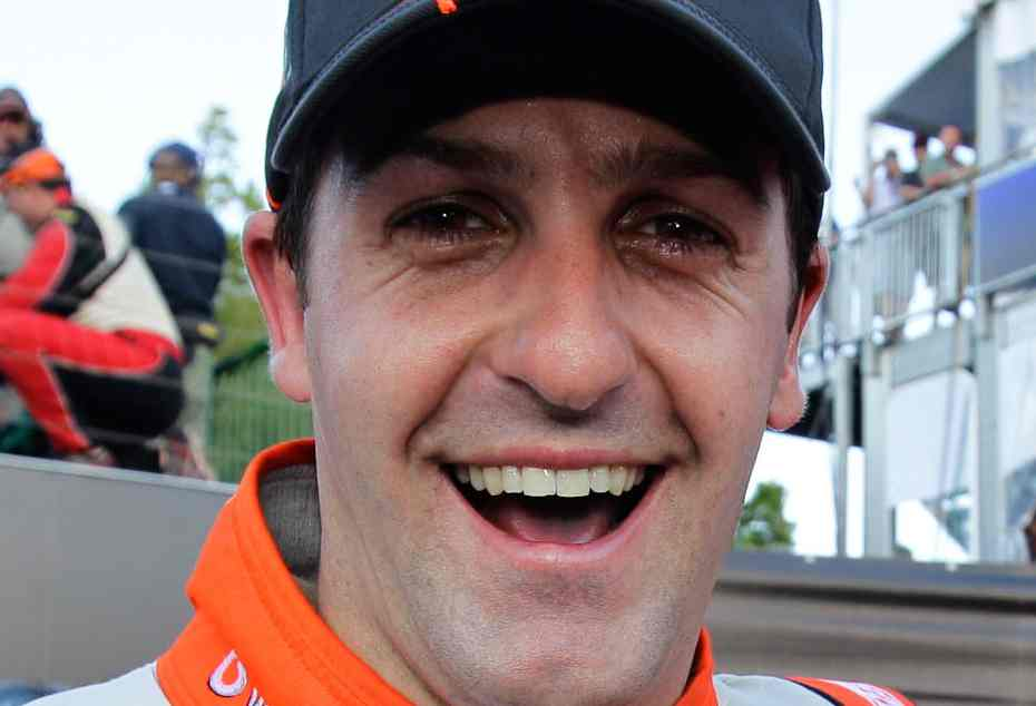 Jamie Whincup: Lessons, soft tyres and points
