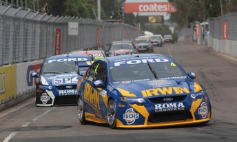 Alex Davison and Shane van Gisbergen will again benefit from Ford support in 2011