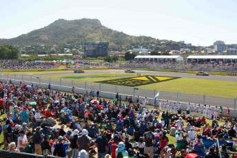The Sucrogen Townsville 400 has quickly become one of V8 Supercars' marquee events