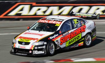 Ingall and Perkins at Surfers Paradise in October