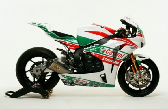 Castrol winds back clock with Honda support